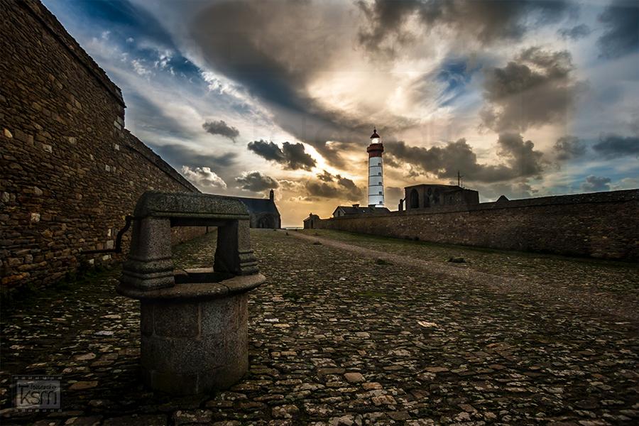 Fotografie Leuchtturm2 - Leucht(S)turm - Bretagne - Copyright by ksm-fotografie