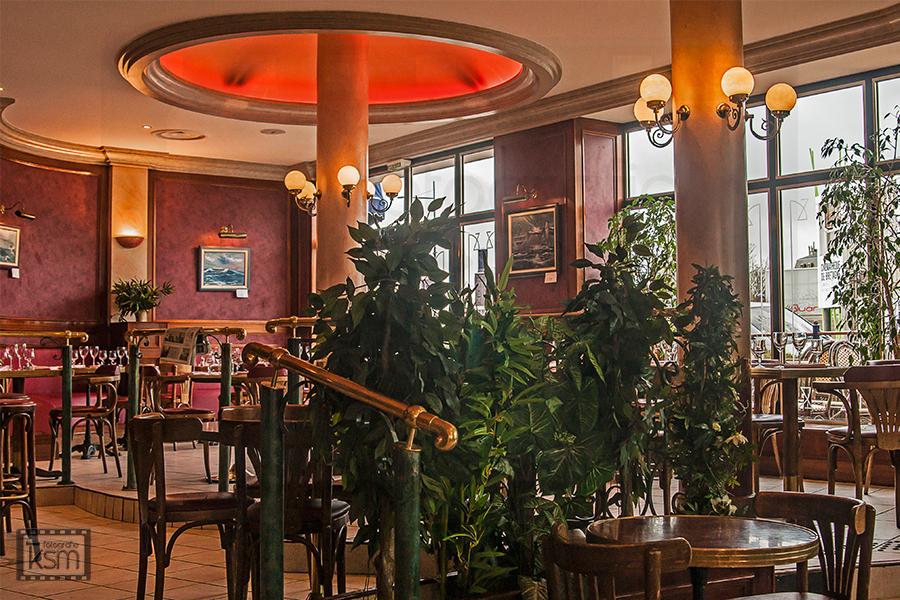 Fotografie Brest Hotelhalle - Leucht(S)turm - Bretagne - Copyright by ksm-fotografie