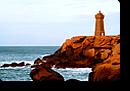 Leuchtturm Ploumanach  - Bretagne Show - Schweizer Leuchtturm GmbH