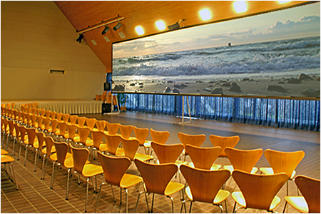 Multimedia-Show Konzept - Schweizer Leuchtturm GmbH